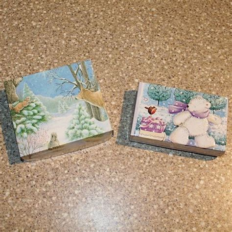 How To Make Gift Boxes Out Of Greeting Cards - 17 best ideas about old greeting cards on pinterest homemade bookmarks old cards