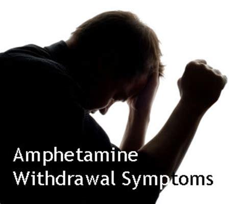 Anphetamine Detox by Hetamine Withdrawal Symptoms