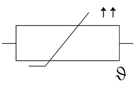 ptc resistor ptc weerstand