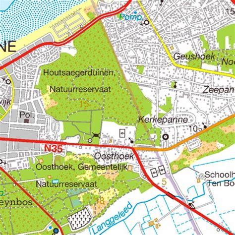 topographic map of belgium belgium topo zones flanders brussels