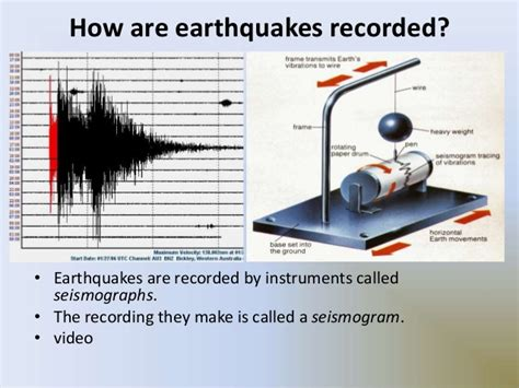Earthquake Records | earthquake