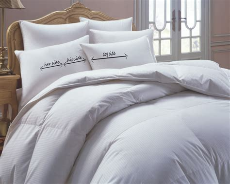 his and her bedroom set his and her and dog pillowcase set his side her by