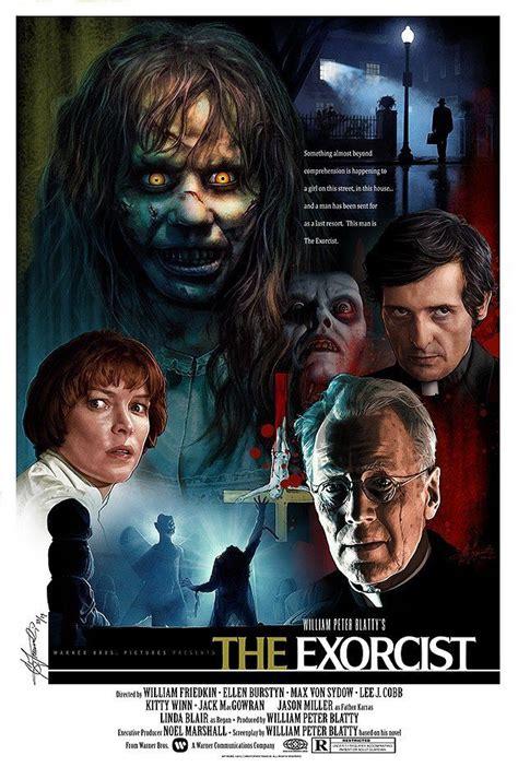 cerita film horor exorcist the exorcist poster by christopher franchi horror