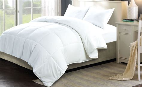 white comfort soft warm affordable 3 piece comforter duvet down