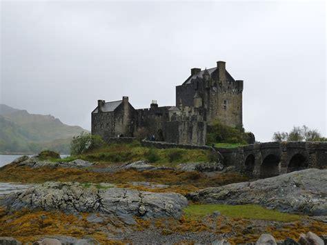 scozia turisti per caso eilean donan castle viaggi vacanze e turismo turisti
