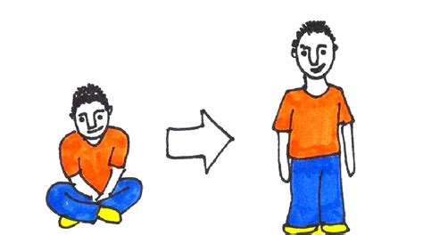 imagenes de stand up stand up sit down uw6guo clipart kid