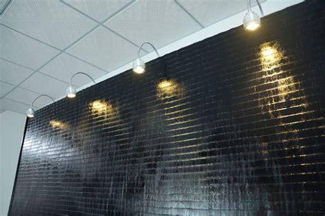 majestaetisk design sort stripet dekoration indvendig vand