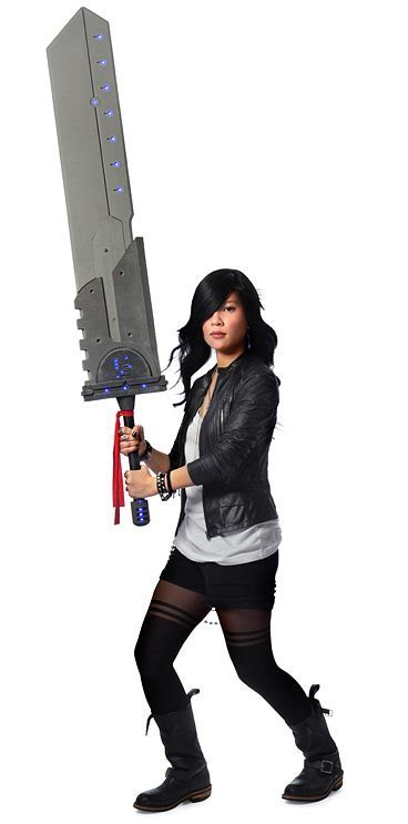 Massive Cosplay Titan Sword   ThinkGeek