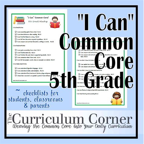 Common Standards Math 5th Grade Worksheets by Common Standards Grade Resources Units Of