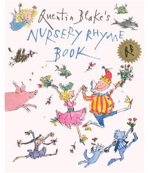 quentin blakes nursery rhyme quentin blake s nursery rhyme book buy quentin blake s nursery rhyme book online at low price