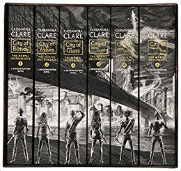 The Shadowhunters Codex Softcover the mortal instruments the complete