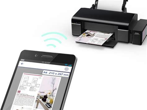 Ink Jet Epson L805 Print Wifi epson l805 фотопринтер