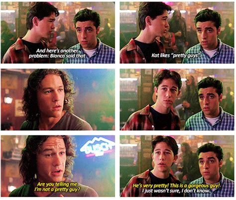 10 things i hate about you 1999 quotes imdb 10 things i hate about you 1999 quote about gorgeous i