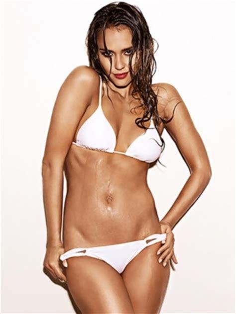 best celebrity bikini bodies
