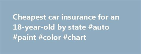 Cheap Car Insurance 18 Year by 17 Best Ideas About Cheapest Car Insurance On