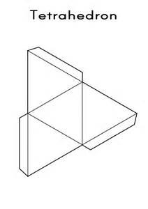Geometry Net Templates by 3d Shape Nets Templates Shape Nets Printable 3d Geometry