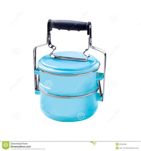 metal food container metal tiffin food container royalty free stock photos image 24205468
