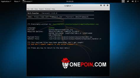 cara membuat virus tidak terdeteksi cara membuat backdoor yang tidak terdeteksi antivirus