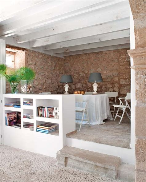 country house interior design ideas country stone house in majorca decoholic