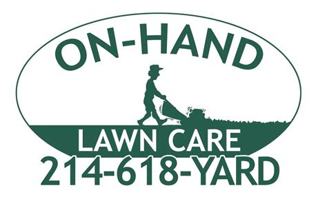 on hand lawn care inc little elm tx 75068 214 618 9273