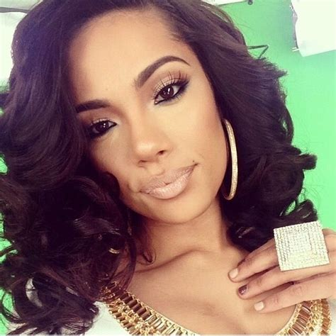 erica mena hair 16 best erica mena images on pinterest cyn santana