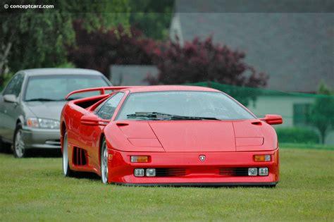 Lamborghini Se30 1994 Lamborghini Diablo Se30 Image Chassis Number La12027