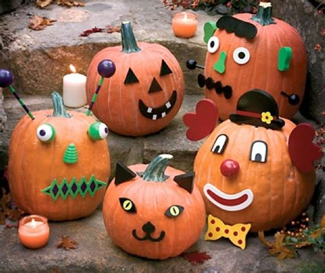 Pumpkin Decorating For Toddlers by 13 Kid Friendly Pumpkin Decorating Ideas