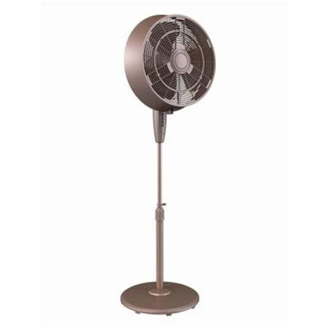 outdoor ceiling fans with misters 18 in outdoor misting fan fs45 9l the home depot