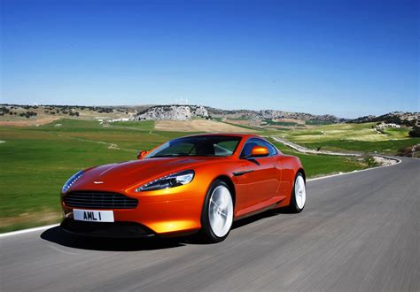 orange aston martin aston martin virage car pictures images gaddidekho com