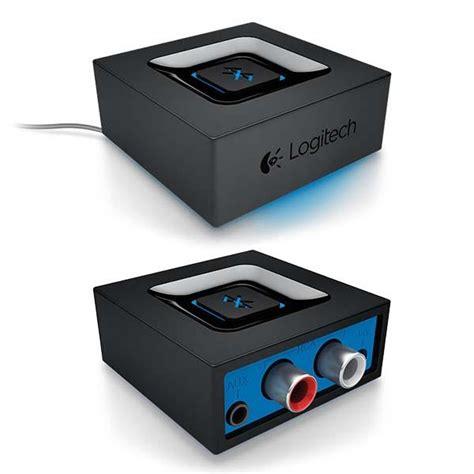 Logitech Audio Bluetooth Receiver logitech bluetooth audio receiver gadgetsin