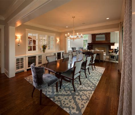 Dining Rooms Minneapolis by Modern Twist On Tradition Transitional Dining Room