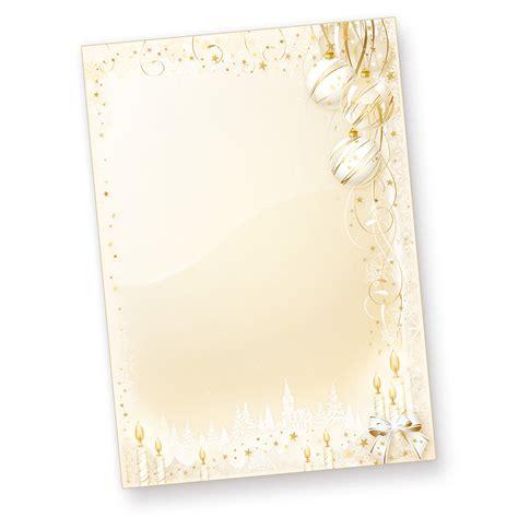 Word Vorlage Weihnachten Briefpapier Kostenlos M 228 Rchen Weihnachtsbriefpapier 50 Blatt Edel Briefpapier Weihnachten Ebay