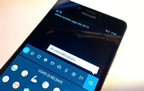 mobile whatapp whatsapp ci d 224 un assaggio della nuova app per windows 10