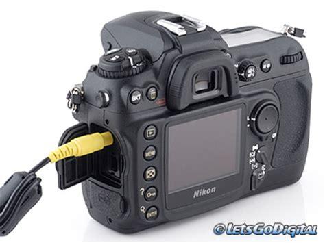 nikon d200 prueba cámara digital manejo