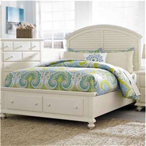 louvered headboard seabrooke collection wolf and gardiner wolf furniture