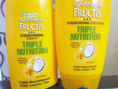 Shoo Olive Nutrient garnier fructis nutrition shoo and conditioner