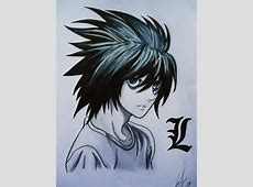 Articuno: DeathNote L Death Note Drawing