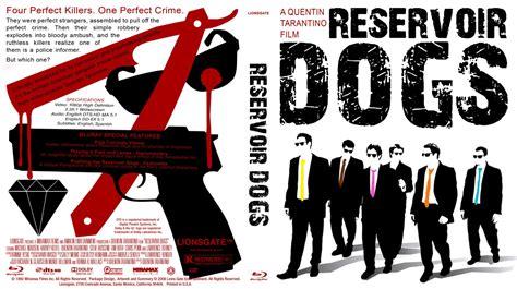 reservoir dogs reservoir dogs custom covers reservoirdogsbrcltv1 dvd covers