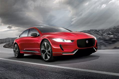 Jaguar J Pace 2020 by 2021 Jaguar J Pace Closer To Production With Global