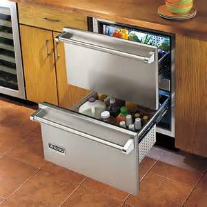 refrigerator drawers for the home