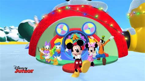 la casa di topolino personaggi natale a disney junior la casa di topolino il