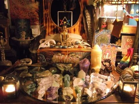 mystical bedroom home decor altars the
