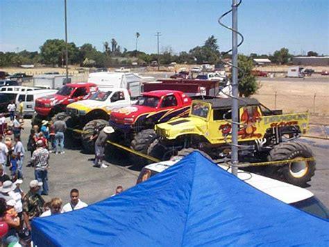 monster truck show utah monster trucks at stockton 99 july 2002