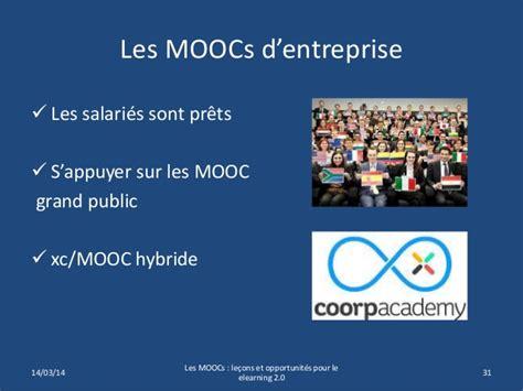 Diy Mooc Mba by Mbamci Mooc Et Elearning 14032014