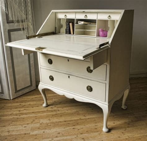 vintage shabby chic bureau 06 08 touch the wood
