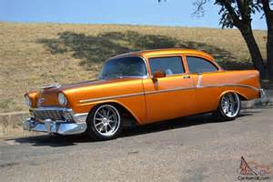Chevrolet 56 For Sale Chevrolet 56 Chevy Resto Mod Pro Touring