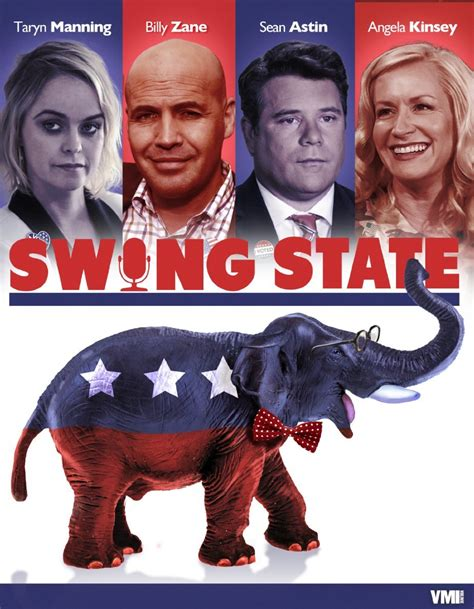 swing state movie trailer and poster of swing state teaser trailer