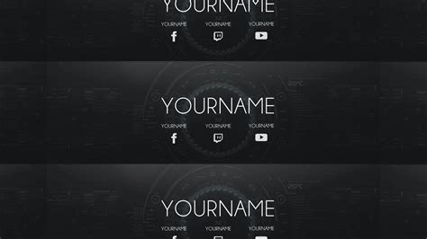 gfx templates free gfx free header template by surrealgfx