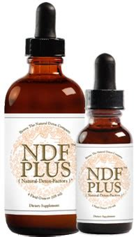 Ndf Heavy Metal Detox by Ndf Plus 1 Oz