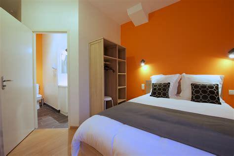 chambre d hote orange chambre orange